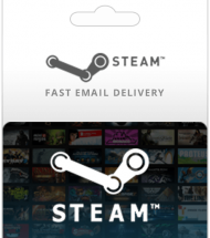 Steam Wallet Game Cards